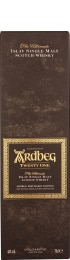 Ardbeg Twenty One Single Malt 70cl