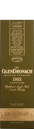 GlenDronach 25 years Master Vintage 1993 70cl