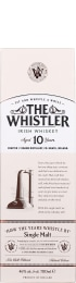 The Whistler 10 years How The Years Whistle By 70cl