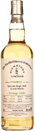 Signatory Strathisla 10 years 2008 Un-Chillfiltered 70cl