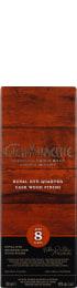 GlenAllachie 8 years Koval Rye Quarter Cask 70cl