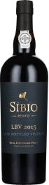 Sibio Late Bottled Vintage 2013 Port 75cl
