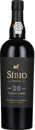 Sibio 20 years Tawny Port 75cl