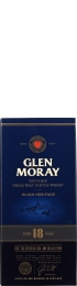 Glen Moray 18 years Single Malt 70cl