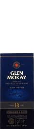 Glen Moray 18 years Single Malt 70cl