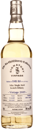 Signatory Caol Ila 8 years 2009 Un-Chillfiltered 70cl