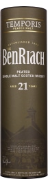 Benriach 21 years Temporis Single Malt 70cl