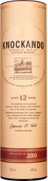 Knockando 12 years 2002 Single Malt 70cl