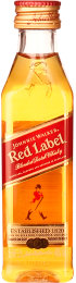 Johnnie Walker Red Label miniaturen 12x5cl