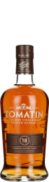 Tomatin 18 years Single Malt 2016 70cl