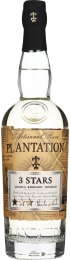 Plantation 3 Stars White Rum 70cl