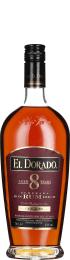 El Dorado 8 years Cask Aged 70cl