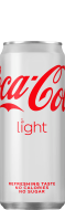 Coca-Cola Light blik...