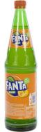 Fanta Orange glas