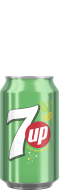 7UP Lemon-lime blik