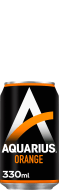 Aquarius Orange blik