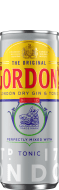 Gordon's & Tonic bli...
