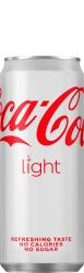 Coca-Cola Light blik NL