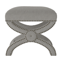Portobello Foot Stool