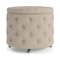 Stephanie Small Storage Ottoman