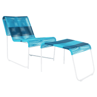 Cadiz Outdoor Chaise Set