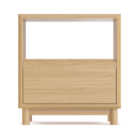 Cato Bedside Table One Drawer