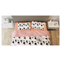 Double Vision Duvet Cover Set