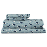 Whale Kids Standard Sheet Set