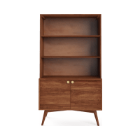 Frank Bookcase with Storage