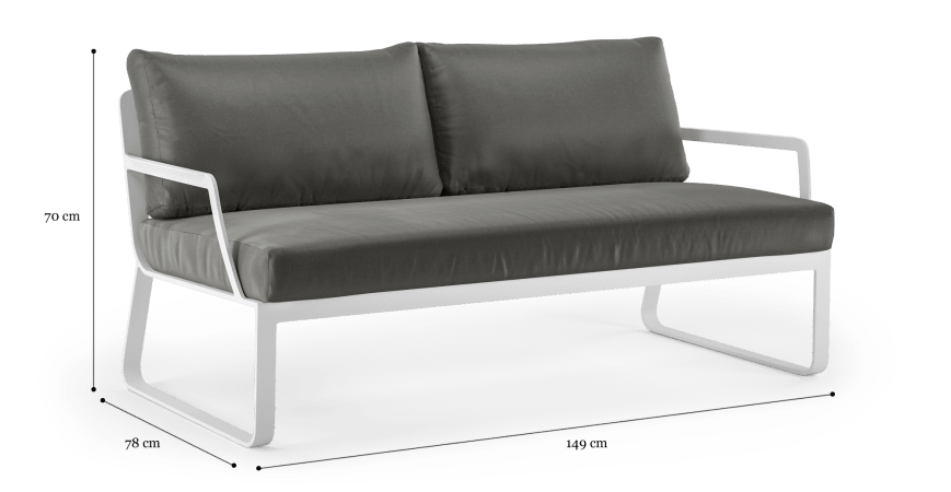 Lummus Outdoor Lounge Set