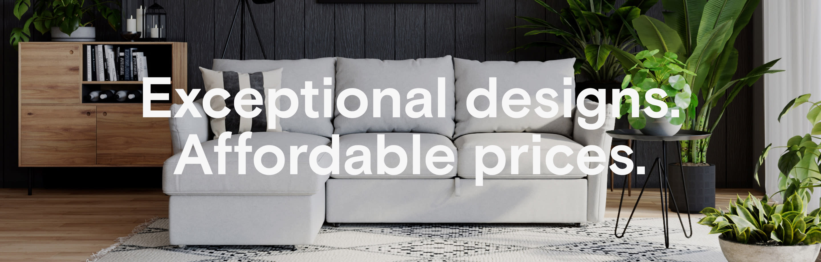 exceptional designs accessible prices