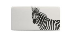 Oh Zebra Candle Holder