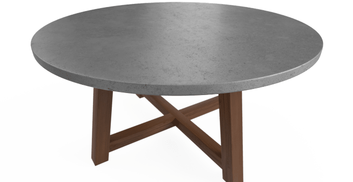 Lucille Concrete Dining Table 150cm
