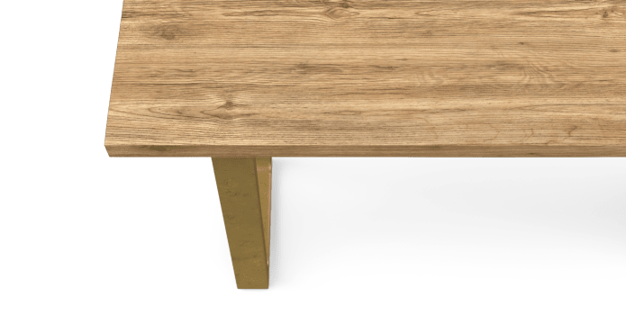 Watkins Console Table with Wide Legs