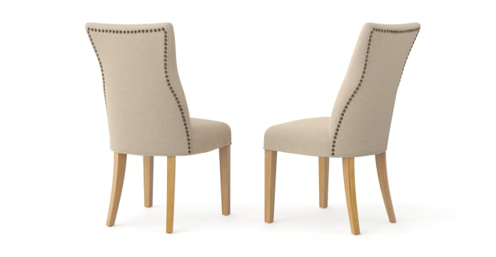 Dining Chairs 4x Zoe Dining Chair 2x Zoe Scoop Back
