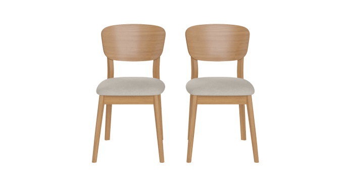 Dining Set Mia Table 2 Chairs