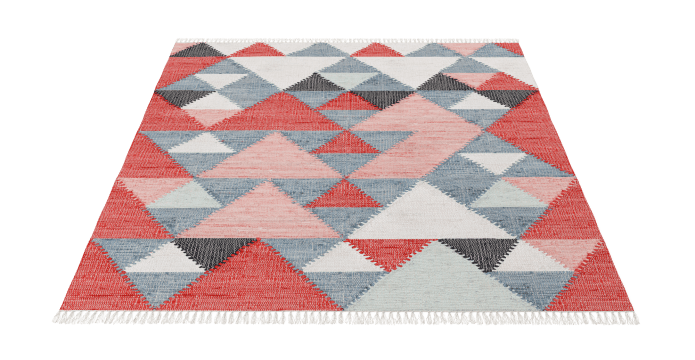 Nako Large Cotton Rug 200 x 300cm