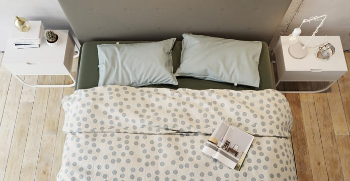 Dot Burst Duvet Cover Set