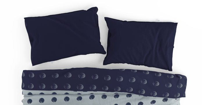 Finger Print Duvet Cover Set