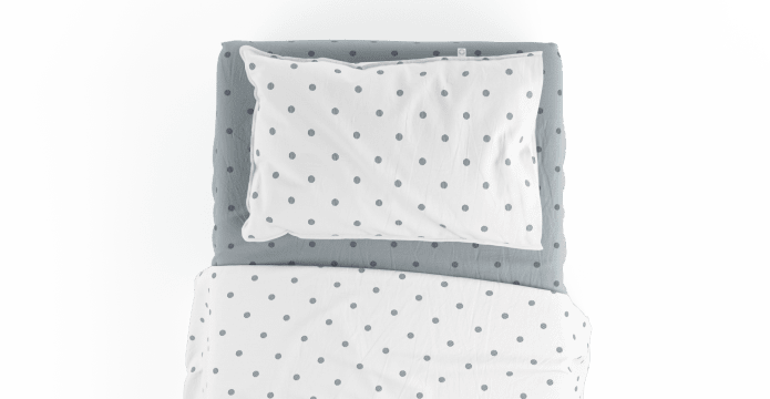 Multiple Dots Standard Sheet Set