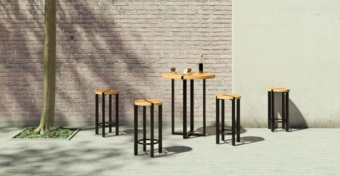 Tropea Outdoor Bar Table