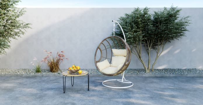 Riviera Outdoor Hanging Chair