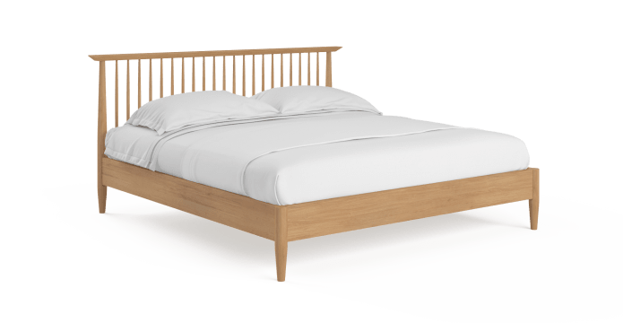 Ethan King Size Wooden Bed Frame