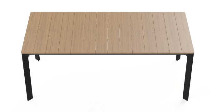 Ipanema Outdoor Dining Table 200cm