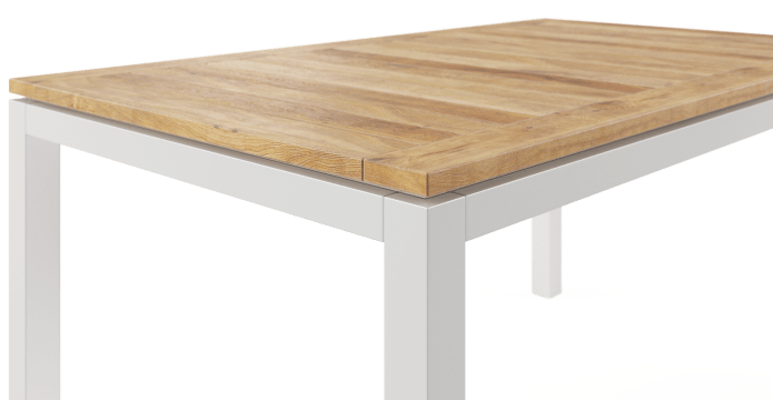 Malibu Outdoor Teak Dining Table