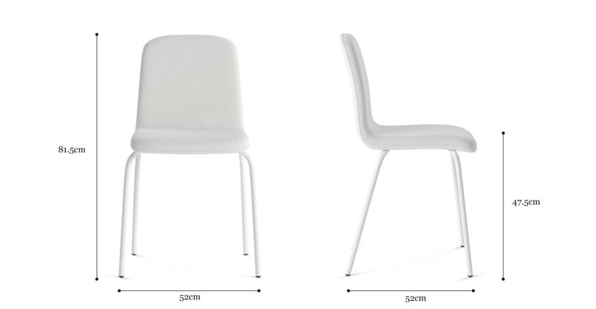 Madea Dining Chair Set of 2