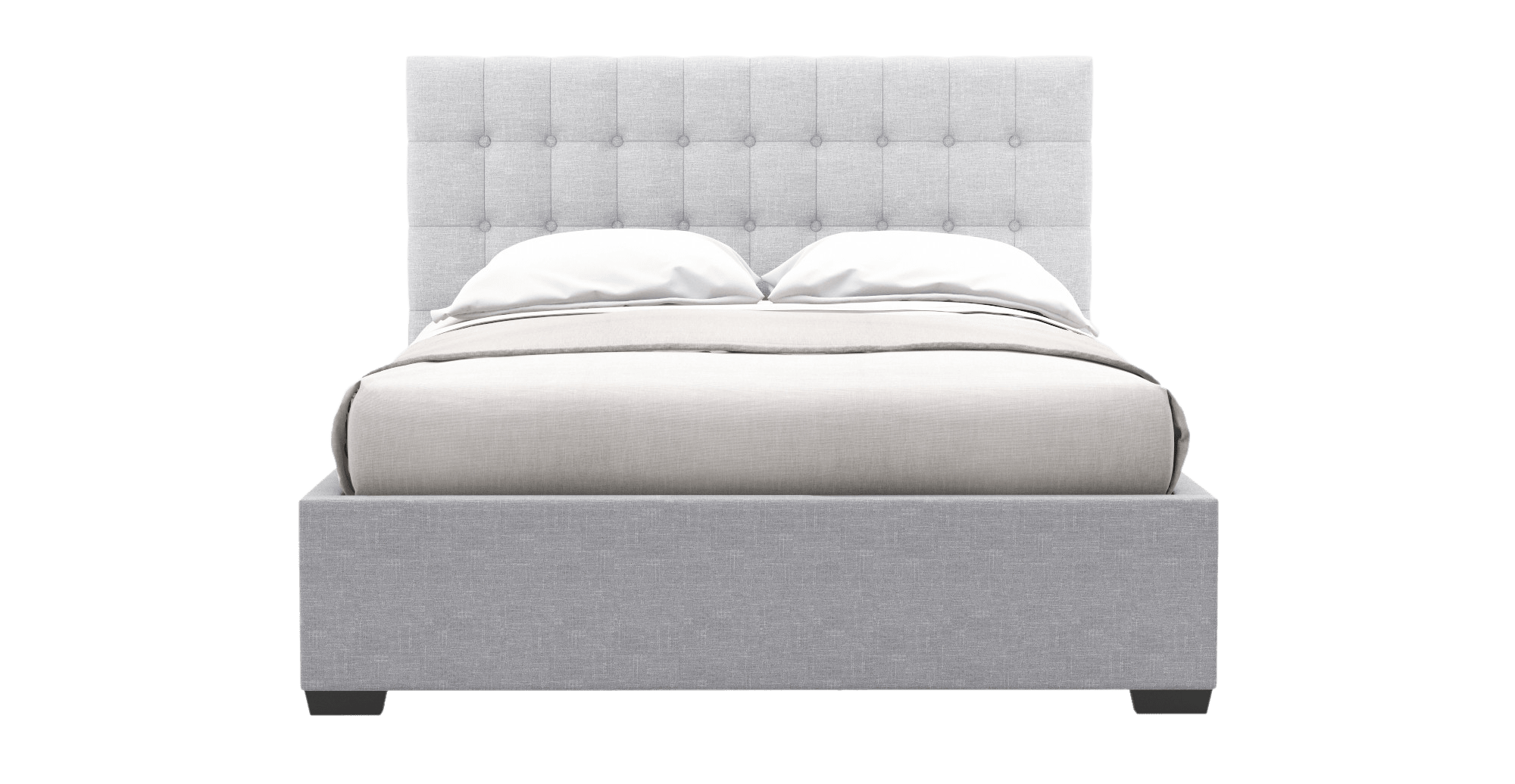 Buy Leia Gas Lift Queen Size Bed Frame Online in Australia | BROSA