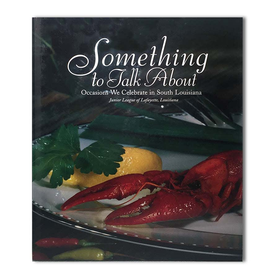 Something to Talk About Cookbook
