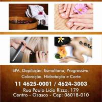 Vaga Emprego Manicure e pedicure Centro OSASCO São Paulo SALÃO DE BELEZA Memphis Studio Hair