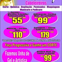 Mary cabeleireira SALÃO DE BELEZA